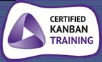 Lean Kanban University Certified Kanban Training Badge
