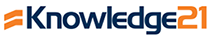Knowledge21 Mobile Logo
