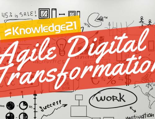 Agile-Digital Transformation