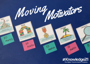 Moving Motivators