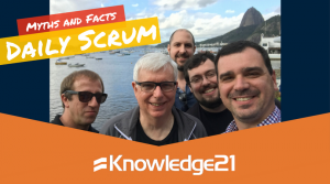 Daily Scrum with Jeff