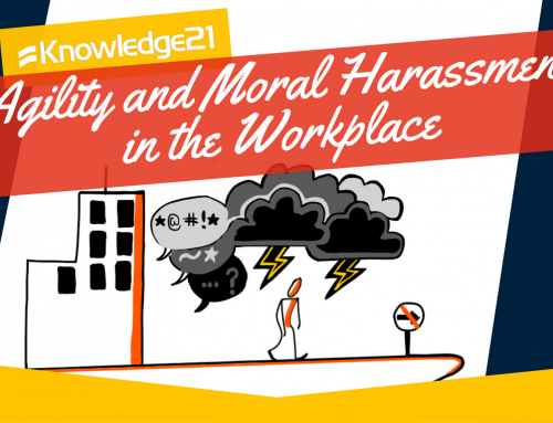 Agility and Moral Harassment in the Workplace