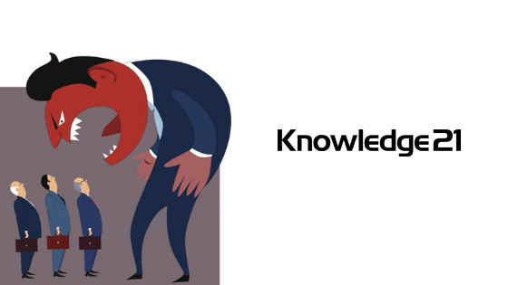 Knowledge21-Agility-and-Moral-Harassment-in-the-Workplace