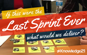 Last Sprint Ever