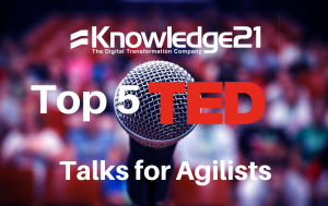 Top 5 TED talks for agilists