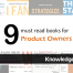 9 must read books for Product Owner