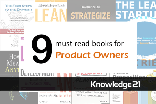 Product Owner: 9 Must-Read Books for your development