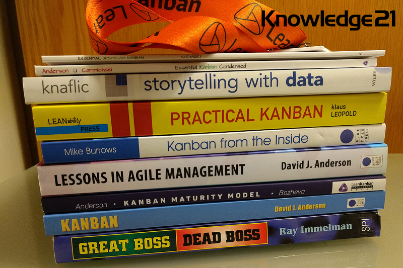 Trends from the world´s biggest Kanban conference - who to follow, what to read?