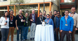 Brazilians at Lean Kanban Week North America 2018