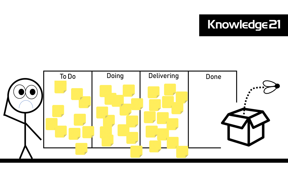 Transforming task team into product team