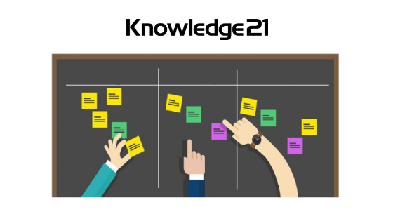 Knowledge21-Tips for a more productive Daily Scrum