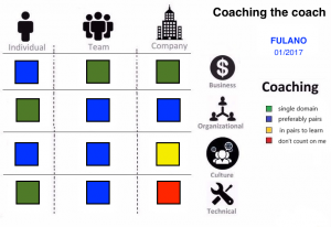 coaching the agile coach example