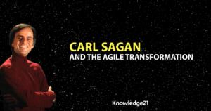 Carl Sagan and the Agile Transformation