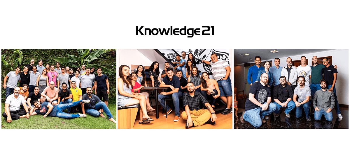 Knowledge21 team